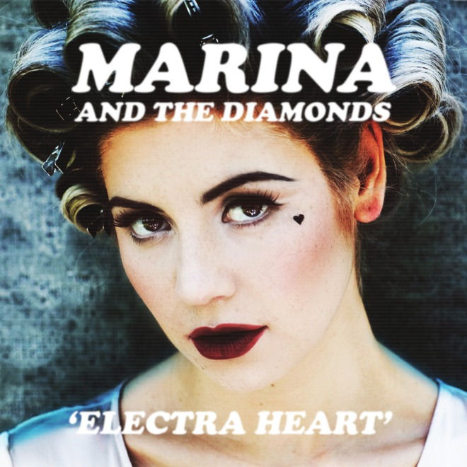 Música: Electra Heart-Marina and the Diamonds